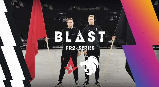 We talk to Rfrsh about the Blast Pro Series in Copenhagen
