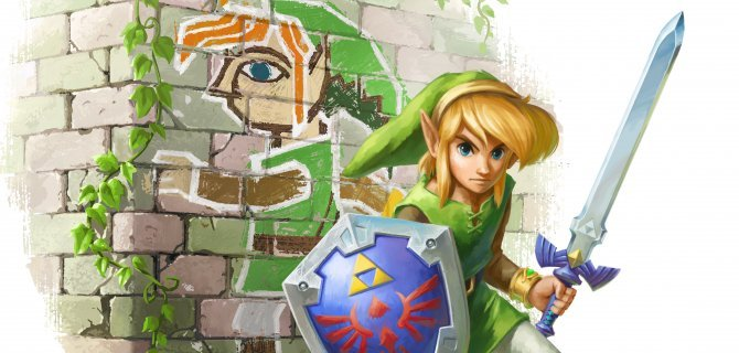 Rykte: The Legend of Zelda: A Link Between Worlds kommer till Switch