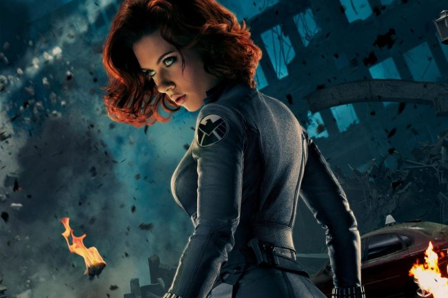 Captain America-stjärna hintar om Black Widow-film