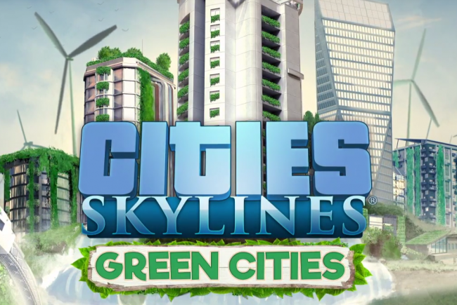Satsa på miljön i ny Cities: Skylines-expansion