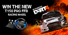 Dirt 4 Tournament
