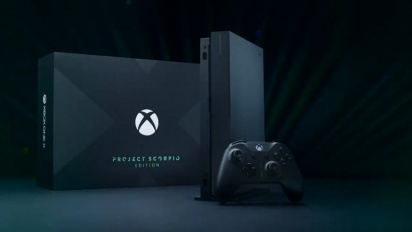 Xbox One X - Project Scorpio Edition Trailer